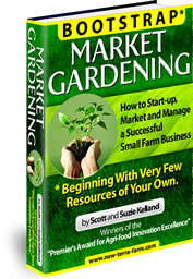 Bootstrap Market Gardening book